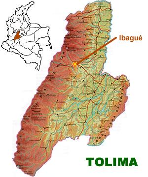 Tolima Colombia South America